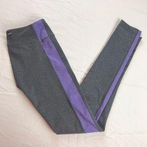 🌟$5 SALE Zella Purple & Grey Leggings Size XS